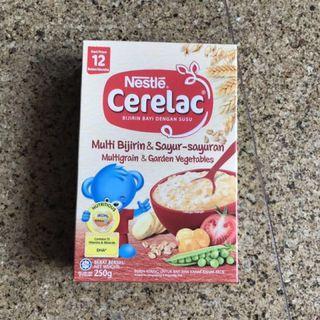 Nestle Cerelac Multigrain & Garden Vegetables