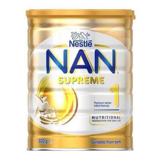 Instock Nestle NAN SUPREME 1(REBRANDED FROM NAN OPTIPOR HA GOLD 1) - Suitable From Birth