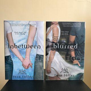 Inbetween and Blurred by Tara Fuller