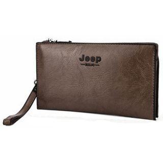 Dompet Handbag Jeep Bluluo Brown