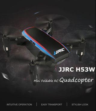 JJRC H53W Mini Drone Foldable RC Quadcopter