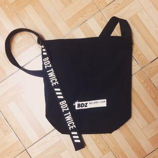 TWICE OFFICIAL TOTE BAG (RM50 off) Japan BDZ Release Event