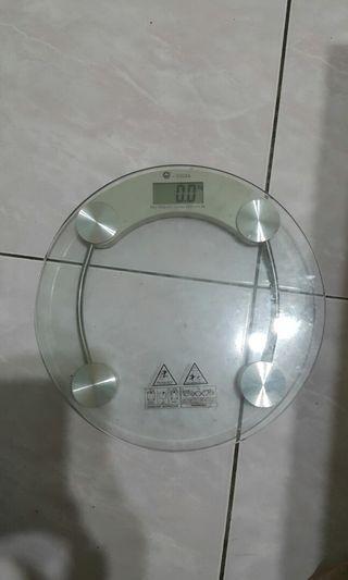 電子體重計(直徑33cm)