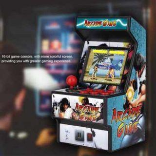 Portable Retro Handheld Game Console Mini Arcade Games 16 x 9 x 8.5cm
