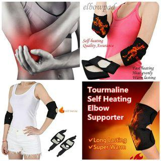 🚚 Tourmaline Magnetic Self Heating Elbow Support Relief Pain Elbow Braces Belt Protector Health Care
