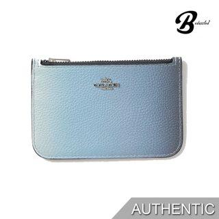 Coach Zip Card Case With Ombre 68004 SV-B7
