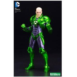 Kotobukiya KTSV156 New 52 Lex Luthor ARTFX+ Statue @ 35% off