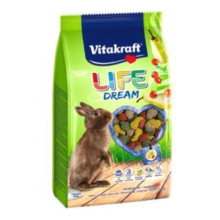 VITAKRAFT LIFE DREAM RABBIT 600g