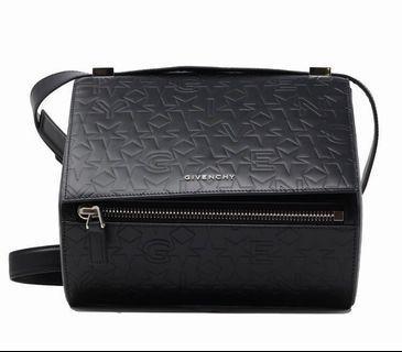 ($3800) Givenchy Pandora Box Medium Bag