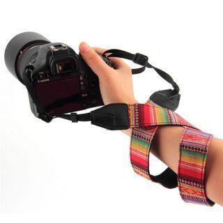 Strap Kamera DSLR Vintage