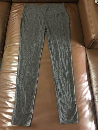 9 Months Maternity Cotton stretchable long pants. Seldom wore . Excellent condition like new