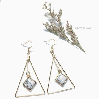 A140. Memories Of Time Earring 耳環