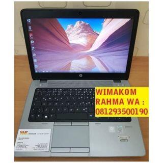 Laptop SECOND Hp Elitbook 840 Core I5 Haswhell 4300U 750gb 14inch Slim
