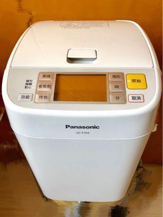 Panasonic P104 麵包機