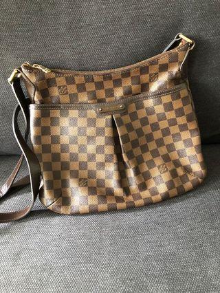 Louis Vuitton Bloomsbury Damier sling bag