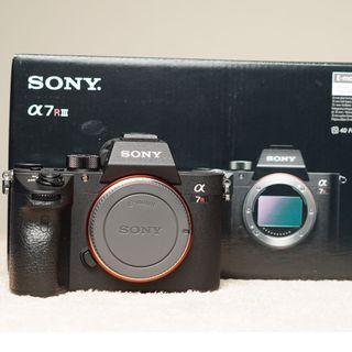 Sony A7RIII Camera Body only