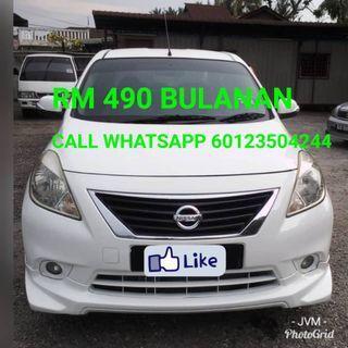 Nissan Almera 1.5 A