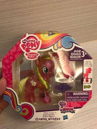 My Little Pony Water Cuties Flower Wishes figure