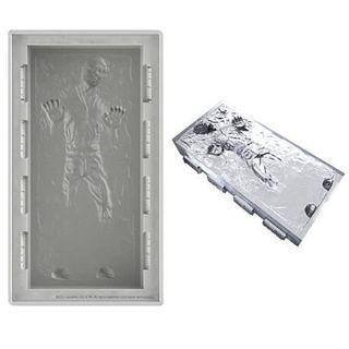 Kotobukiya KTGZ329 Han Solo Carbonite DX Silicone Ice Tray @ 25% off