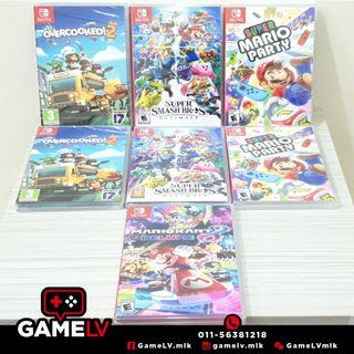 ~ Nintendo Switch Game New and Sealed ~