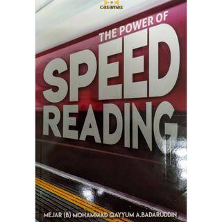 The Power Of Speed Reading