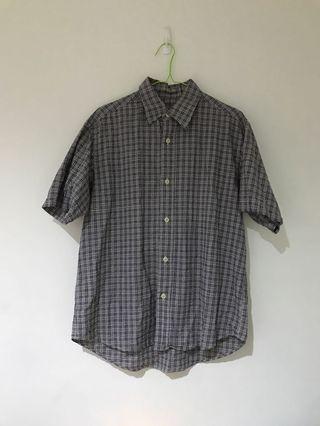 細格紋襯衫 古著襯衫 刺霸剎彥 購入 可以議價!!