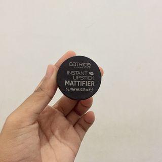 Catrice Instant Lipstick Mattifier #mauvivo