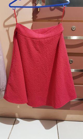 Pink Skirt Connexion