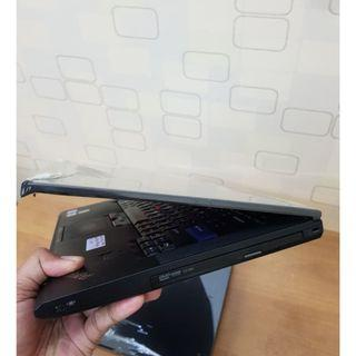 Laptop SECOND Lenovo Thinkpad T420s I5 Ram 8gb SSD 180gb Slim Murah