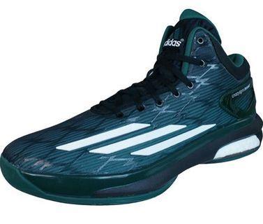 Adidas Crazylight Boost Mens Basketball Green US9.5