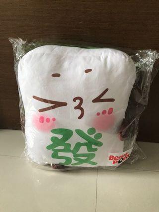 BN Mahjong Cushion/Soft Toy/Stuff Toy