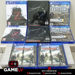 ~ PS4 Game New and Sealed ~