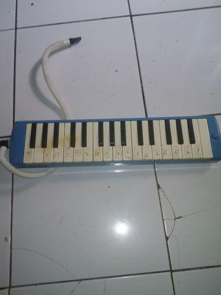 #Bapau pianika