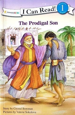 Zonderkidz. I Can Read! Bible stories series