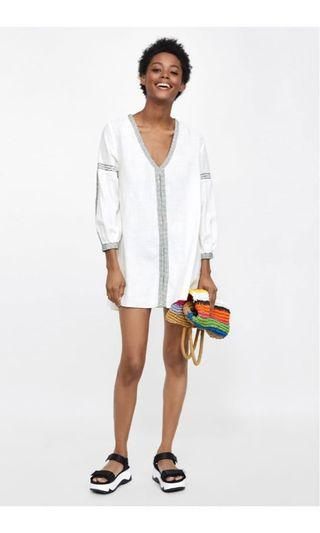 Brand New Zara Oversized Tunic
