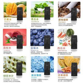 100% Original SpringTime SP2 RELX Refill Pod Fruity Flavor RELX Pod Ready Stock