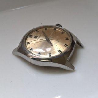 老tissot 手上鍊 機械錶 mechanical watch 1970s 壓克力風防
