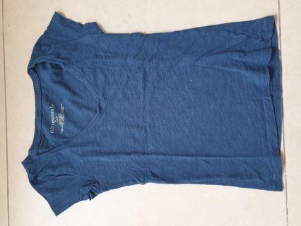 Comfy blue tshirt