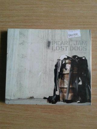 CD PEARL JAM - Lost Dogs