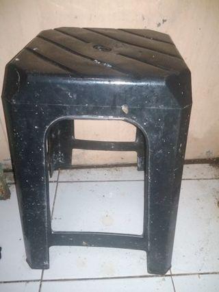 #Bapau kursi plastik