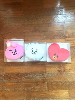 <INSTOCK> BT21 Wrist Cushion