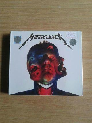 CD METALLICA - Hardwired...To Self-Destruct ( 3 Disc )