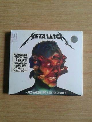 CD METALLICA - Hardwired...To Self-Destruct ( 2 Disc )