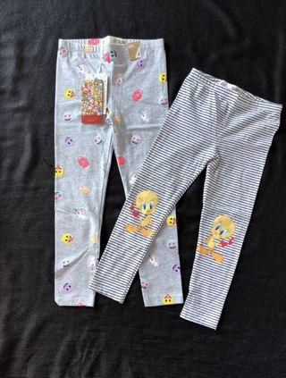 🚚 (Clearance) 3-4Y Cotton On Cute Leggings
