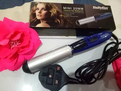 Babyliss Mini 25MM Ceramic Hair Styling Iron