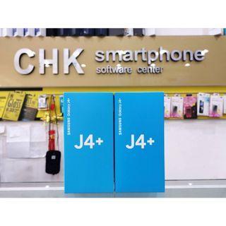 旋轉最優惠 6 吋 18.5:9 大螢幕手機 SAMSUNG Galaxy J4+ 贈送滿版玻璃保護貼