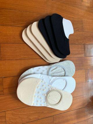 船襪 ($10@1對)