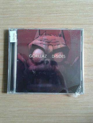 CD GORILLAZ - D-Sides
