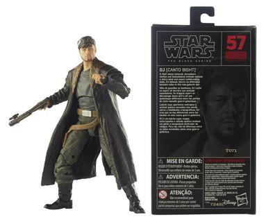 Star Wars Black Series 6 inches DJ (Benicio Del Toro)