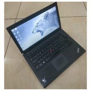 Laptop Lenovo Thinkpad X240 I7 Gen4 Ram 8gb HDD 500gb Slim Murah